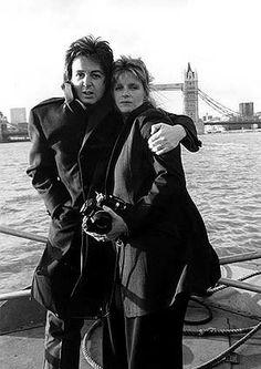 Paul McCartney & Linda McCartney