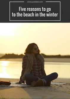 Five reasons to go to the beach in the winter