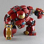 Hulkbuster-mk2-10 작성자 LEGO 7
