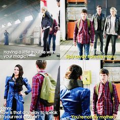 """Evil Queen and Henry - 6 * 3 """"The Other Shoe"""""""
