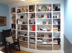 Bookcase Wide Angle