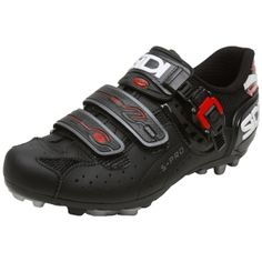 Sidi Dominator 5 W Cycle Cleats Womens Black Leather - ONLY $229.99