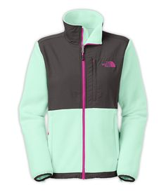 The North Face Jackets Womens Denali pink Blue