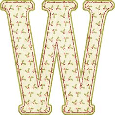 SGBlogosfera. Jose Maria Argüeso: Christmas Alphabets Polly Pocket, Christmas Alphabet, Baby Clip Art, Letter W, Christmas Scrapbook, Deck The Halls, Merry, Symbols, Crafts