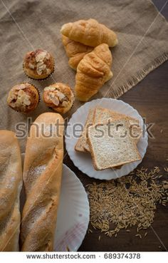 Carbohydrate from bread