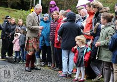 """PA Images on Twitter: """"The Prince of Wales visits the Isle of Harris Distillery in the Western Isles  : Andrew Milligan @ClarenceHouse"""
