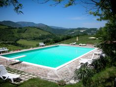 Marche Holiday Homes: Villas & Apartments with Pools, Cagli, Marche, Italy.