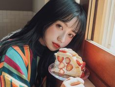 Kim Sun, Forbidden Fruit, Ulzzang Korean Girl, Jung Yoon, Instagram Girls, Everyday Makeup, Guys And Girls, Pretty People, Asian Beauty
