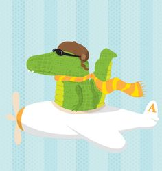a is for alligator - Google Search