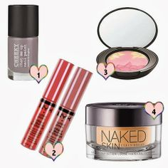 April Lust List (Red Lips and Rosewater) Urban Decay 2, Rose Water, Red Lips, Lust, Lipstick, Beauty, Beleza, Lipsticks, Cosmetology