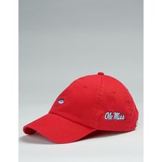 0ad9bddb2a623 Check out Skipjack Collegiate Hat - University of Mississippi from Southern  Tide