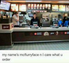mcflurryface XD