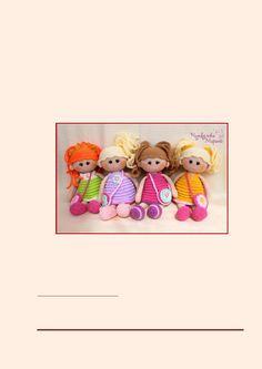 Pumposhka Doll-Kumutushkatoys [Crochet Pattern]