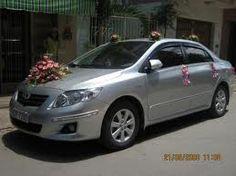 Nguyễn Thu Lành: cho thuê xe cưới 4 chỗ Toyota Vios