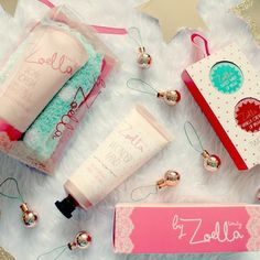 Love this snap of some cute Christmas treats by @ellistuesday ! by zoellabeauty