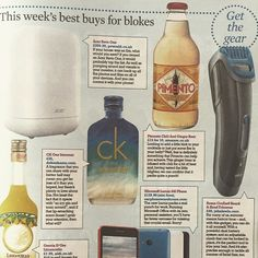 Looking for a present to treat the man in your life? The Daily Star & TV Extra recommend a spicy Pimento as a best buy for blokes. Star Tv, Daily Star, The Man, Vodka Bottle, Spicy, Cool Things To Buy, Presents, Treats, Drinks