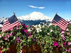 Ride the Mt. Rainier Gondola at Crystal Mountain for spectacular mountain views! Crystal Mountain, Rainier National Park, Outdoor Playground, Mountain View, Health And Wellness, Skiing, Entrance, National Parks, Mountains