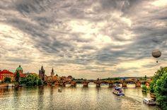 Beautiful Places Throughout Europe Prague