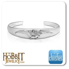 The Hobbit Official Desolation of Smaug Dragon Bangle http://www.thehobbitjewelry.com/the-hobbit-official-desolation-of-smaug-dragon-bangle-28.html