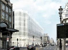 SANAA's Plans For La Samaritaine in Paris Blocked Once Again