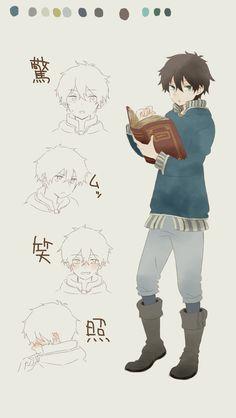 He is soo cute!!                                                                                                                                                                                 More