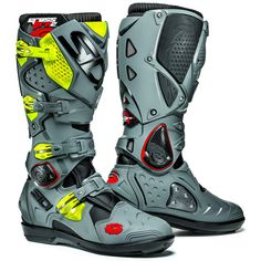 Sidi Crossfire 2 SRS Motocross Boots  Description: Sidi, continuously researching new technological solutions to enhance       rider safety, is proud to present the all new Sidi Crossfire 2       SRS Moto-X Boot. With Sidi's great style, feel, support and       quality there are no finer performance off road boots in the...  http://bikesdirect.org.uk/sidi-crossfire-2-srs-motocross-boots-2/