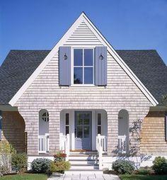 Seapine Cottage - Cape Cod Architects