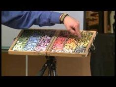 The Fine Art of Pastel - Presentation by Michael Chesley Johnson for Sed...
