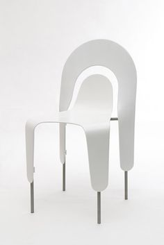 Pierre Charpin ~ Stacking chair