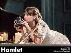 Hamlet - National Theatre Live Siân Brooke (Ophelia)