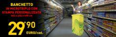 Bancheto in cartone microtriplo con stampa personalizzata a Tua scelta http://www.stampaindigitale.it/packaging.html