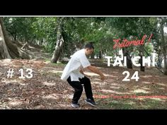 Tai Chi Forma 24 - Tutorial - #13 - - YouTube Kundalini Reiki, Chakras, Qi Gong, Thai Chi, Yoga Mantras, Feng Shui, Youtube, Tai Chi Exercise, Stretches