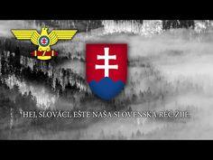 "National Anthem of Slovak State (1939-1945) - ""Hej, Slováci"" - YouTube National Anthem, European Countries, Czech Republic, Youtube, National Anthem Song, Bohemia, Youtubers, Youtube Movies"