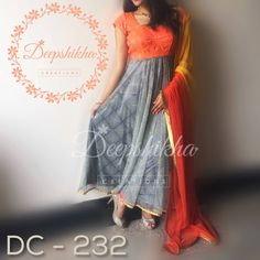 DC 232For queries kindly inbox orEmail - deepshikhacreations@gmail.com Whatsapp/Call - 9059683293 01 May 2016 29 November 2016