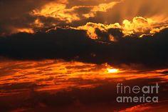 Beaming Sunset 2