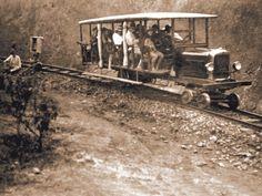 El ferrocarril, Medellin-Antioquia 40's