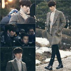 기사 본문 보기  Park Hae-jin as Lee Whi-Kyung in ' You Who Came From the Stars ' #kdrama