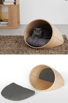 Fancy Dog Houses, Animal Gato, Pet Furniture, Furniture Ideas, Furniture Design, Cat Accessories, Pet Home, Animal House, Cool Pets