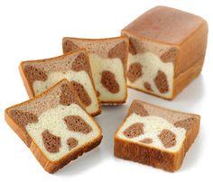 panda bread :D