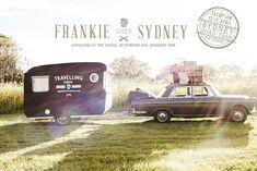 Inspiring - a vintage shop on wheels!