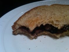 Week 20: chocolate-cherry panini by Food Fascination