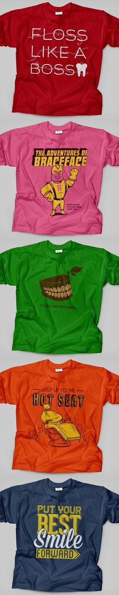Dental & Orthodontic T-Shirts Follow Phan Dental Today! https://www.facebook.com/phandentalyeg https://twitter.com/PhanDental