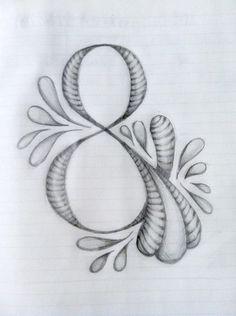 Ampersand I - Tails Art Print - $25.00