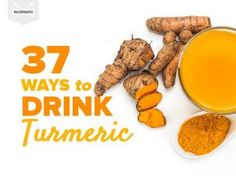 Amazing Ways to Drink Turmeric Terrific turmeric drinks: Heal, cleanse and detoxify your body and liver!Terrific turmeric drinks: Heal, cleanse and detoxify your body and liver! Turmeric Drink, Turmeric Smoothie, Ginger Smoothie, Turmeric Recipes, Rutabaga Recipes, Watercress Recipes, Turmeric Detox, Detox Drinks, Healthy Drinks