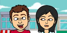Comics | Make your own comic strips and cartoon characters | Bitstrips