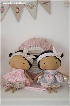 Tilda Sweetheart Dolls homeboutiqueblog.blogspot.com