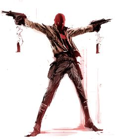 Red Hood by naratani on DeviantArt