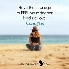 #Quote of the Day:  Going Deeper