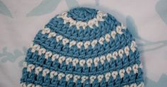 Alli Crafts: Free Pattern: Thick and Thin Striped Beanie - Premie