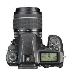 Pentax K-3 lens kit w/ 18-135mm WR 24MP SLR Camera